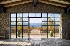 California Vineyard, Optimum Window Mfg.