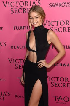 Pokaz Victoria' Secret afterparty: Gigi Hadid The Effective Pictures We Offer You About 9 Gigi Hadid Body, Bella Gigi Hadid, Gigi Hadid Style, Gigi Hadid Victoria Secret, Victoria Secret Fashion Show, Victoria Secrets, Look Fashion, Fashion Models, Girl Fashion