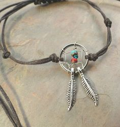 turquoise jewellery blue anklet dream butterfly sterling anklets catcher silver
