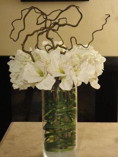 Home fashion stems and hydrangeas on pinterest sia artificial amaryllis sia hydrangeas floral silk twigs sia grass stem www mightylinksfo