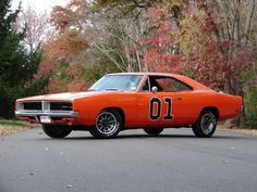 I'm generally not a Mopar fan.  However, if you were a boy in the 80s, the chances you like the General Lee are pretty high.