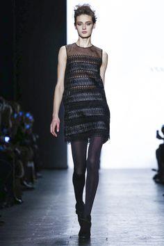 Carmen Marc Valvo Ready To Wear Fall Winter 2016 New York