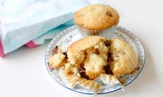Easy chocolate chip muffins Serves: Makes 12 Ingredients 2 cup self-raising flour 1 cup caster sugar 60 g butter cup milk 1 egg Choc Chip Muffins Recipe, Chocolate Chip Muffins, Egg Muffins, Yummy Treats, Sweet Treats, Yummy Food, Yummy Recipes, Kid Recipes, Recipies
