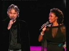 """Andrea Bocelli & Heather Headley perform """"The Prayer"""" @ Lake Las Vegas Resort, """"Under The Desert Sky"""" in This is absolutely beautiful! Las Vegas Resorts, Lake Las Vegas, Gospel Music, Music Songs, Music Videos, Good Music, My Music, Sing To The Lord, Praise And Worship"""