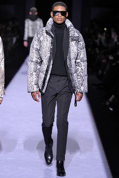 eb340e8eaad Tom Ford Menswear Fall Winter 2018 New York