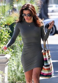 Eva Longoria #evalongoria #eva #celebrity #legs #hollywood