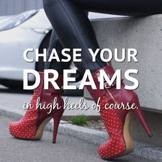 """""""Chase your dreams - in high heels! Clothes Mentor has the heels you've been dreaming of Chase Your Dreams, Branded Bags, Low Heels, Wallets For Women, Stiletto Heels, Christian Louboutin, Fashion Accessories, Pumps, Clothes"""