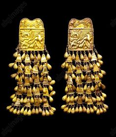 Ukraine: Gold Scythian bed hangings, 4th century BCE.Gold Scythian bed hangings, 4th century BCE. Museum of Historical Treasures of Ukraine