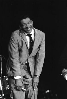 Image result for little walter pictured in the UK american blues folk festival