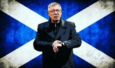 Sir Alex Ferguson, The Best Football Manager of All Time.