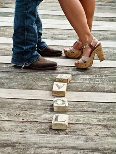 One of my engagement pictures :) I love it.