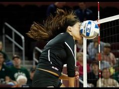 Volleyball Spikes Headshots - Funny Volleyball - Volleyball Fail