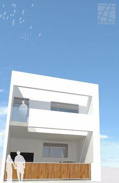Edificio para 2 viviendas en Tahíche, Lanzarote.
