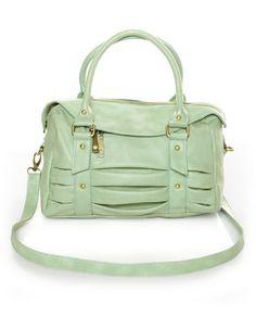 Sage Green Handbag - $41.00