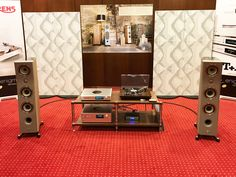 NEO Double Quattron + T+A + Focal + Thorens