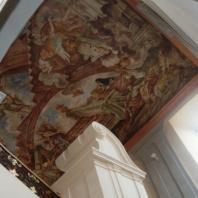 Freska ve schodišťové hale Home Decor, Decoration Home, Room Decor, Home Interior Design, Home Decoration, Interior Design