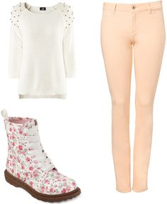 """♥"" by veronica-macias ❤ liked on Polyvore"