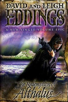 """""""The Redemption of Althalus"""" — David and Leigh Eddings.... My favorite fantasy book! Great author!"""
