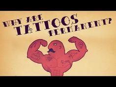 What makes tattoos permanent? Claudia Aguirre - What does tattoo . - What makes tattoos permanent? Claudia Aguirre – What makes tattoos permanent? Phönix Tattoo, Tattoo Style, Make Tattoo, Body Art Tattoos, Small Tattoos, Tatoos, Tattoo Girls, Kos, Ted Videos