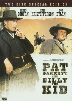 Pat Garrett and Billy the Kid - Sam Peckinpah