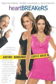 Heartbreakers (2001) #Sigourney Weaver #Jennifer Love Hewitt #Gene Hackman