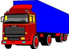 Truck Clipart clip art