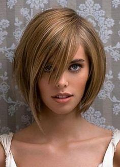 Модные стрижки на средние волосы 2016 - тенденции и фото