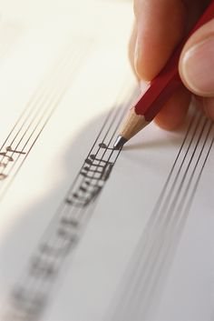 Writing music is my passion...