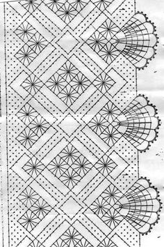 df Bobbin Lace Patterns, Baby Knitting Patterns, Bobbin Lacemaking, Yarn Thread, Parchment Craft, Lace Making, Lace Design, Creative Crafts, Embroidery Stitches