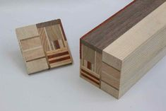 This project is about making some random-layout end-grain coasters.These are made in much the same way you would make end-grain cutting boards. However, one key...