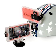Optrix Extreme Sports Case - Iphone Cycle carry case.