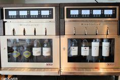 Self Serve Wine Bar