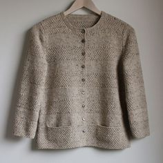 Kim Hargreaves (I think) pattern, knitted by luminen:
