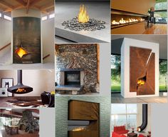 Spotlight on Style: Fireplace get warm with these amazing architectural masterpieces #style #design #property #onpoint #fireplace #winter http://ift.tt/2twX710