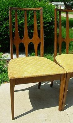 Dining Room Table Pads Reviews Fascinating Broyhill Brasilia Dining Table And 6 Chairs Original Table Pads Design Inspiration