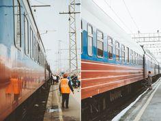 Trans-Siberian Railway | Moscow —> Irkutsk