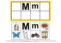 Abecedario con pictogramas: M http://informaticaparaeducacionespecial.blogspot.com.es/2013/09/abecedario-con-pictogramas-de-arasaac.html