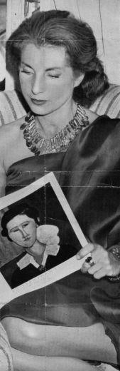 Italian Beauty and art historian, great curator and author: Palma Bucarelli