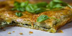Feta-pinaattipiirakka Feta, Sandwiches, Snacks, Cooking, Recipes, Kitchen, Appetizers, Recipies, Ripped Recipes