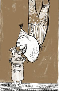 Little Boy Brown: Illustrated by Legendary Graphic Designer André François