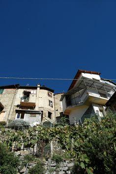 Apricale (IM), Val Nervia, centro storico