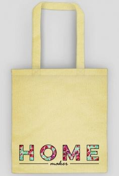 Home maker - torba - bag