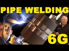 TIG Welding 6G Pipe Root Pass | TIG Time - YouTube