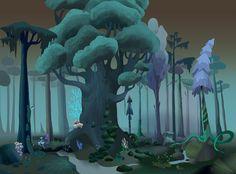 Plants Concept - Game Art on Behance