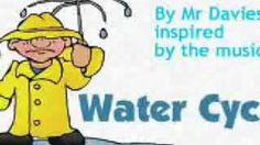 I promise every teacher out there - this is the greatest song for teaching the water cycle.  The children LOVE IT!!  The Water Cycle Song, via YouTube.