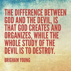 god creates
