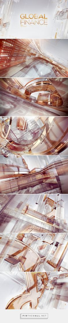 GLOBAL FINANCE. on Behance... - a grouped images picture - Pin Them All