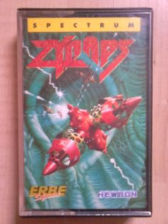 Zynaps ZX Spectrum