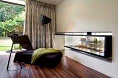 Casa moderna e integrada linda! Aprecie a arquitetura e a decoração!