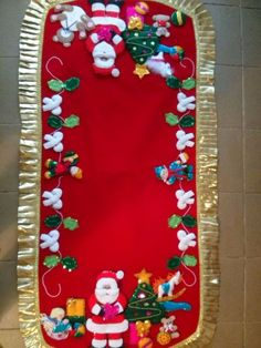 bucilla dropping in felt christmas ornaments kit click image to close - PIPicStats Christmas Projects, Christmas Holidays, Christmas Crafts, Felt Christmas Decorations, Felt Christmas Ornaments, Vintage Christmas Stockings, Christmas Quilt Patterns, Diy And Crafts, Bazaars